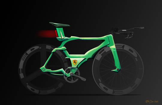 Ferrari Concept Bike (recolor)