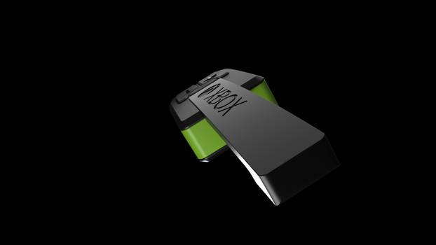 XBOX One wireless headset concept WIP 1