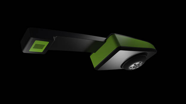 XBOX One wireless headset concept WIP 2