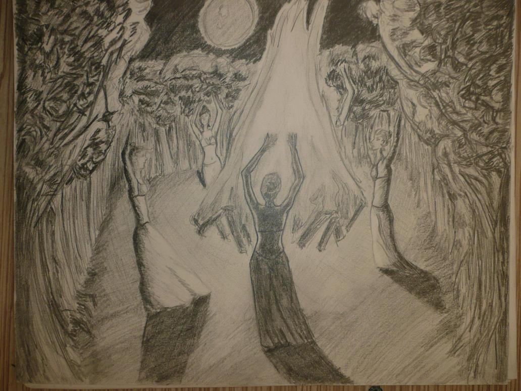 Ritual by NdezdaKashilska