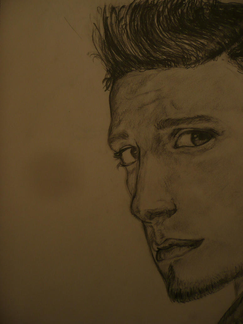 Josh Hutcherson by NdezdaKashilska