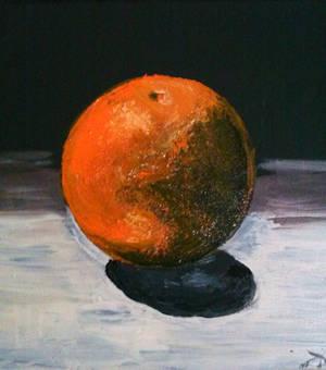 orange-oil  12 x 12