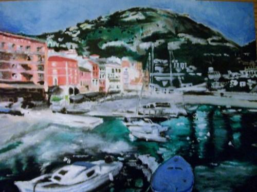 ville franchais painting