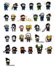 Naruto-PixelChibies