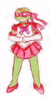 TMNT-Sailor Mars
