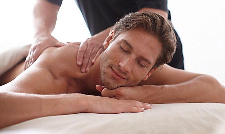 Male Massage Therapist by allenhamiltons on DeviantArt