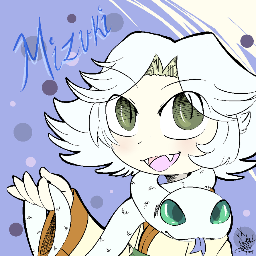 Mizuki by xXSkylerFoxXx