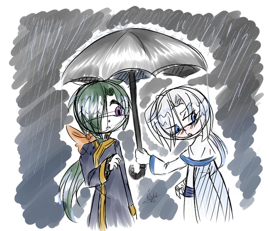 :.Rain.: by xXSkylerFoxXx