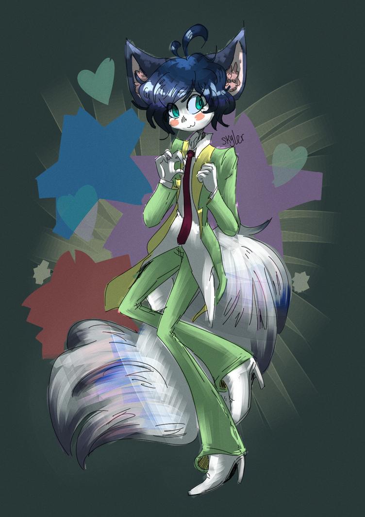 Riku by xXSkylerFoxXx