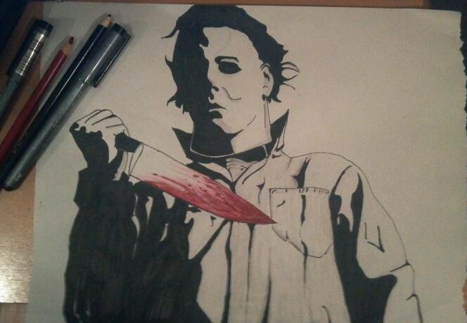 Michael Myers by ScareBere
