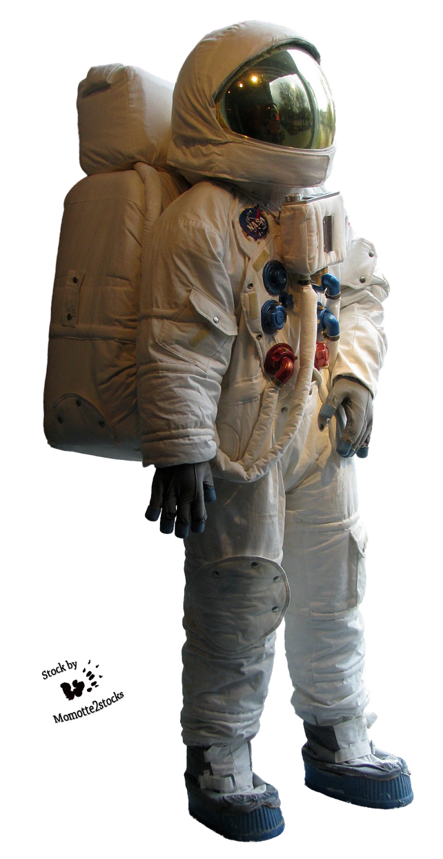 Cut-out stock PNG 125 - US NASA astronaut by ...