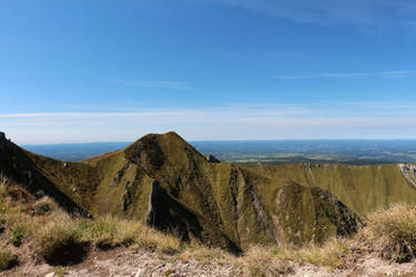 Mountain 363 - View from Puy de Sancy
