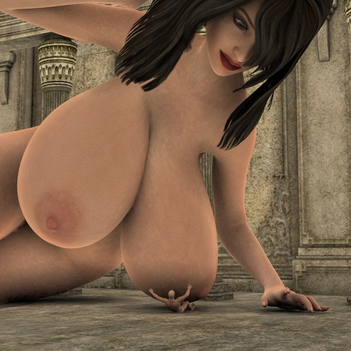 vore caption pussy giantess
