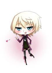 Alois Loves U by red-X-snow