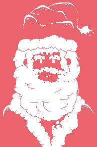 Santa by dully101