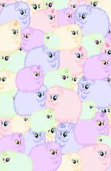 Fluffle Ponies