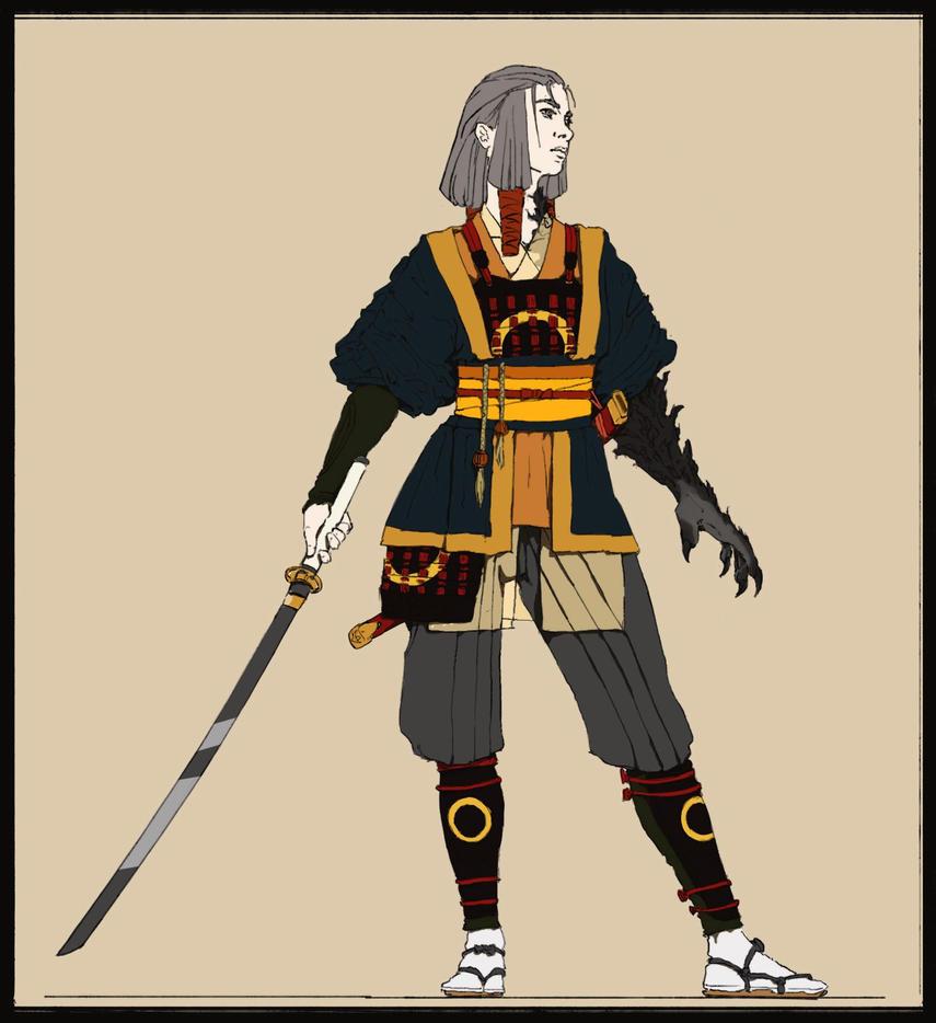 Ru - costume by nekosaki88