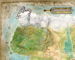 The New Hyborian Age Map - The West