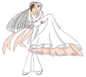 Tia and Alex by Tezuka-chan
