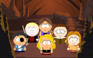 Buffy: South Park Style by JennieJutsu