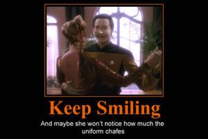 Keep Smiling by JennieJutsu