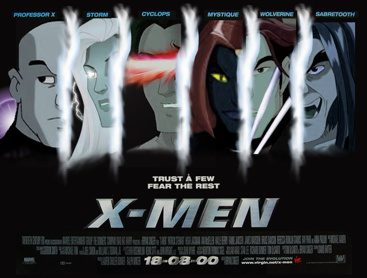 the gallery for gt x men 3 movie poster