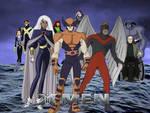 X Men 3 Poster: Evolution