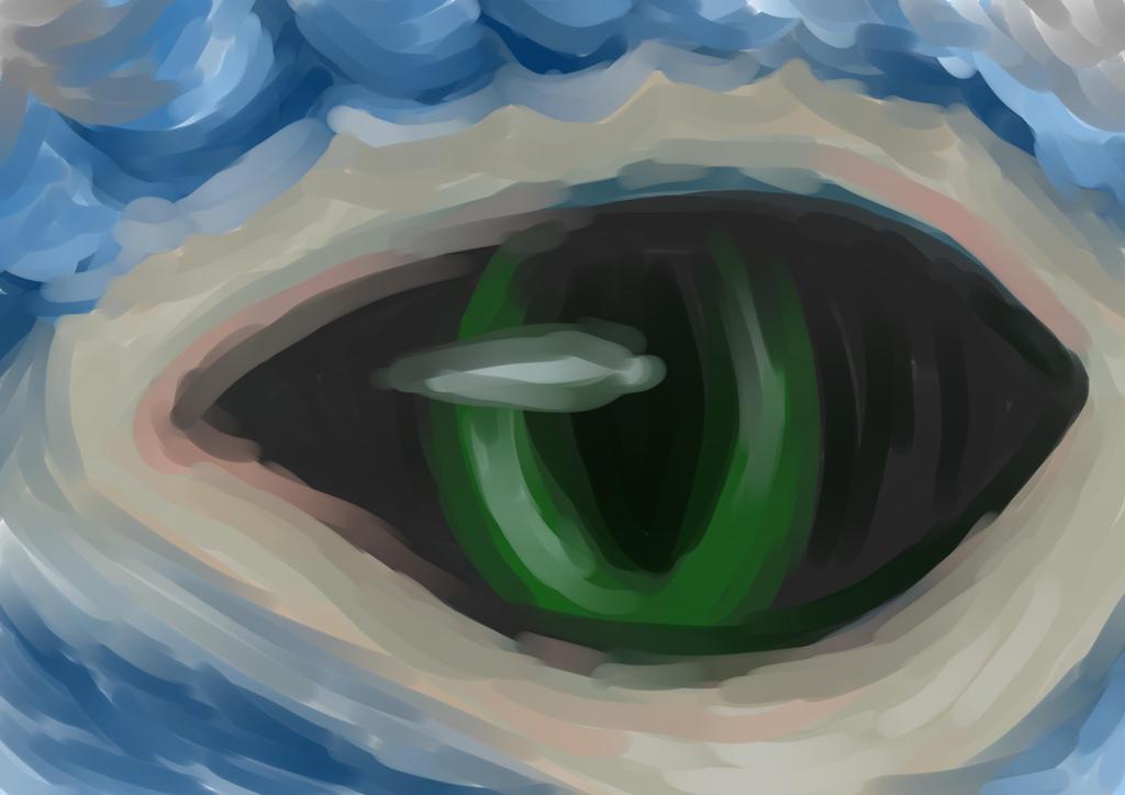 Drogon's Eye by JennieJutsu