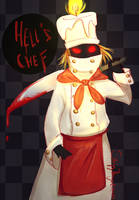 Hell's Chef by purplesam