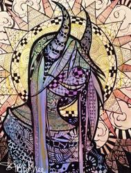 Zentangle by purplesam