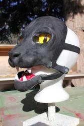 Resin Cat mask WIP