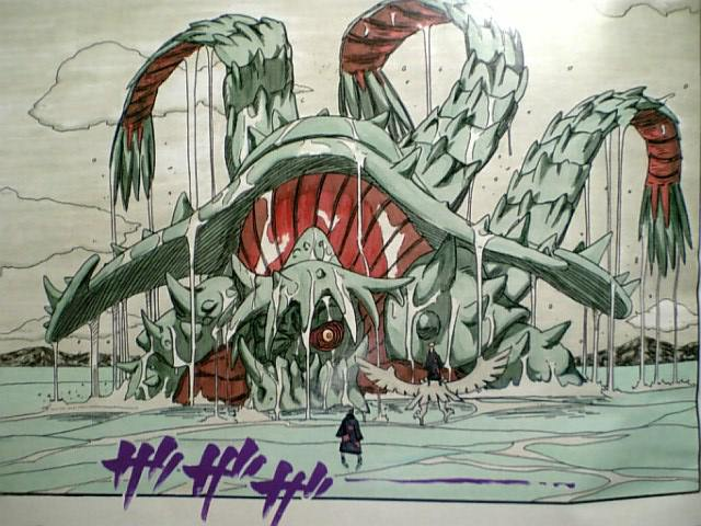 Bijuu(Tailed Beasts) | Naruto: Shinobi of Chaos
