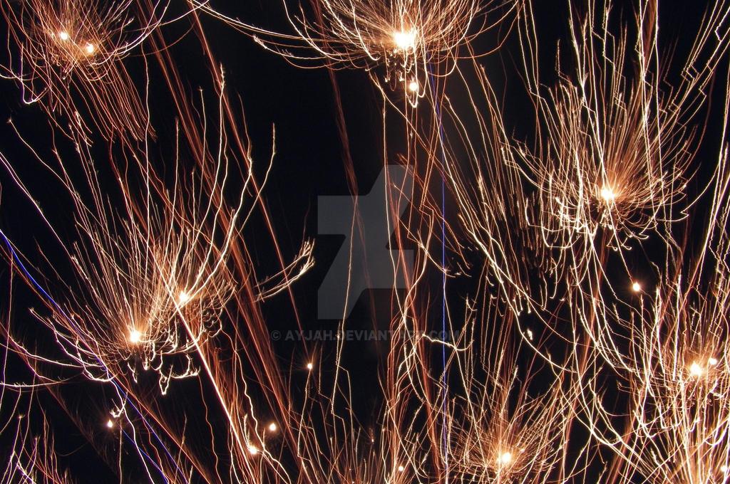 Fireworks! by Ayjah
