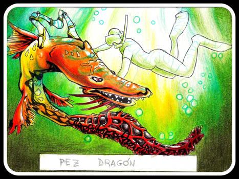 DRAGON DE MAR.  SEA DRAGON