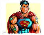 SUPERMAN MILLENIAL