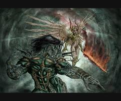 Darkness VS Angelus