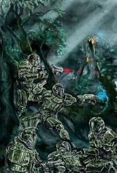 NOVA dschungel-attacke-picture detail