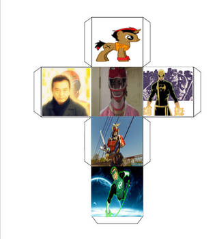 My Oc And Characters He Share Traits With by Omnianimeman