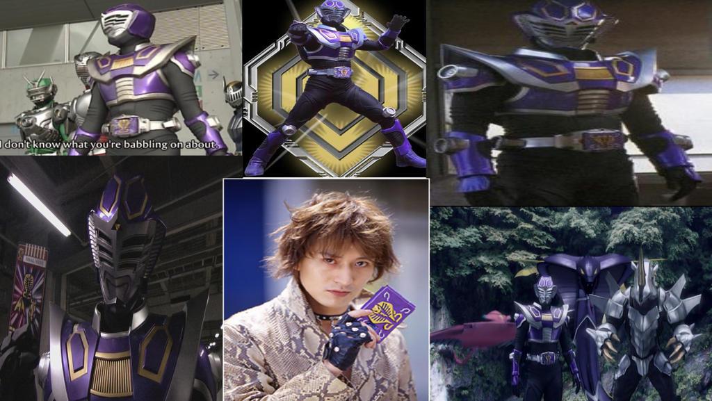 Kamen Rider Ouja's Unofficial Theme Song by Omnianimeman on DeviantArt