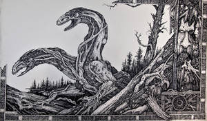 Great Tree Dragon of the Northern Forest