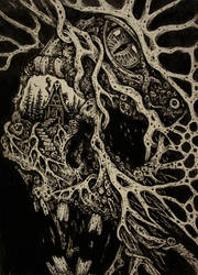 Skull Series #1 -Hexenhaus