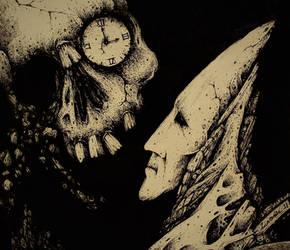 Skull Series #6-Paradox