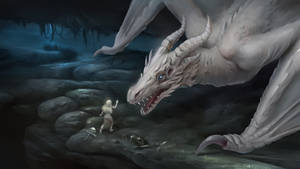 A conversation with a dragon
