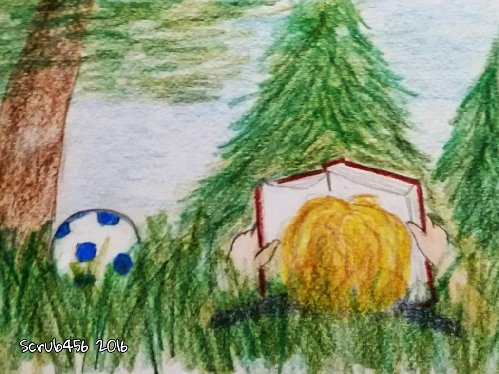 September Art Challenge by Scrub456
