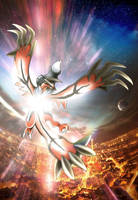 Yveltal by neo-cscdgnpry
