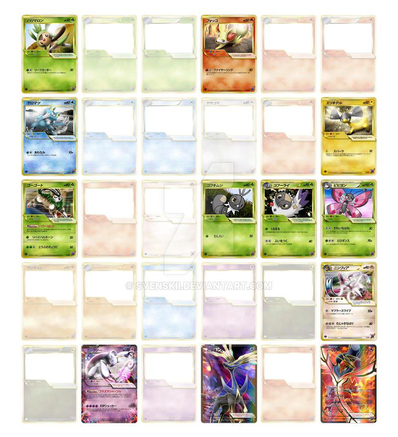 Pokemon XY Promo Collection