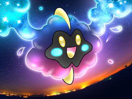 COSMOG illus by neo-cscdgnpry