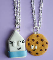 Milk and Cookies by ClayRunway