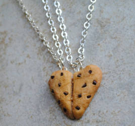Cookie Friendship Necklace