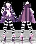[MMDxFNAF]Marionette